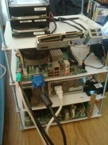 pres home server