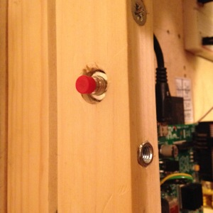 Installation du bouton Reset