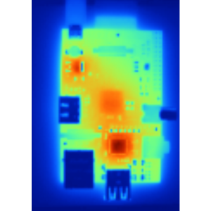 Thermal-image Raspberry-Pi