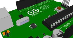 3D Arduino Uno