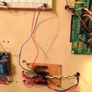Extension via breadboard