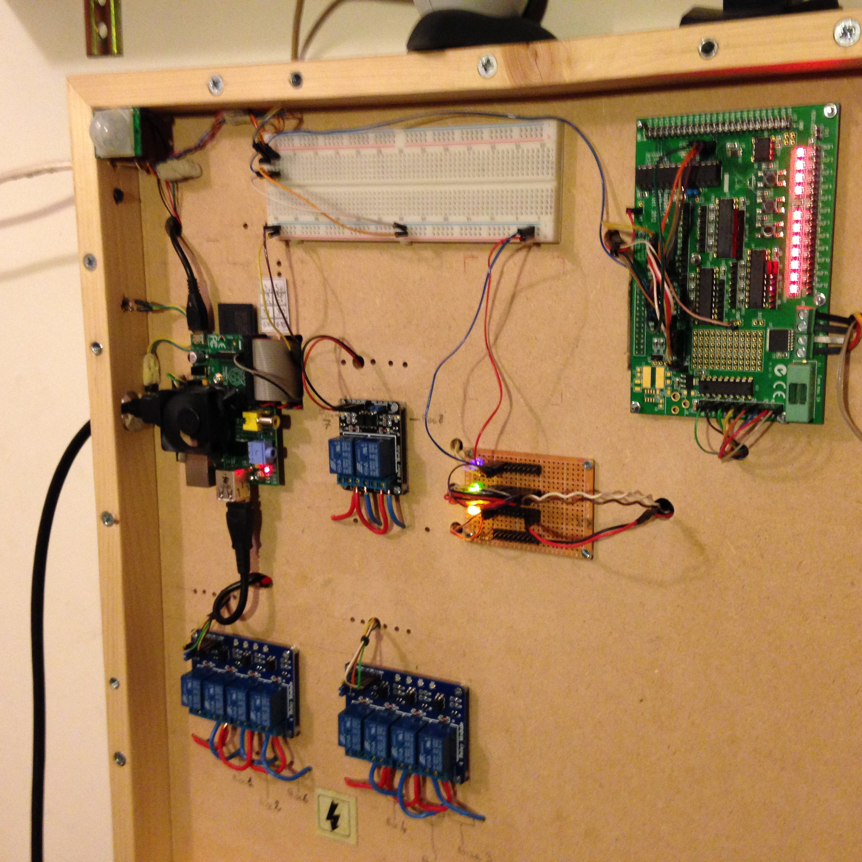 Superbe Montage Domotique Arduino &CS38 | Aieasyspain @UN_52