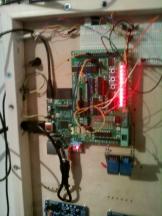 Raspberry Pi et  Gertboard