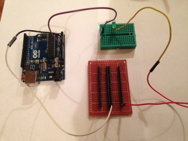 interface GPIO test