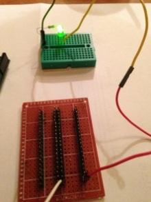 interface GPIO test1