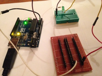 interface GPIO test2